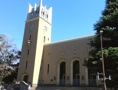 早稲田大学イメージ画像