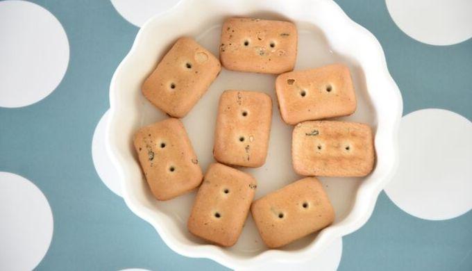 乾パンは出産後授乳中のおやつ軽食としておすすめ