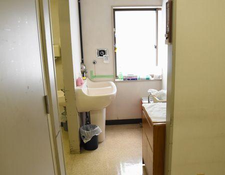 東都文京病院沐浴室