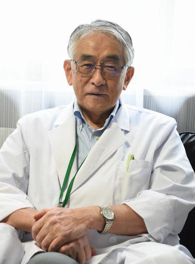 東都文京病院院長杉本先生