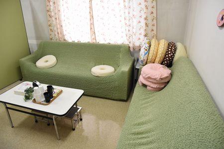 東都文京病院授乳室