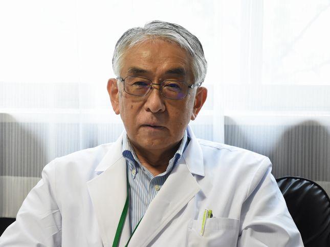 東都文京病院院長の杉本充弘先生