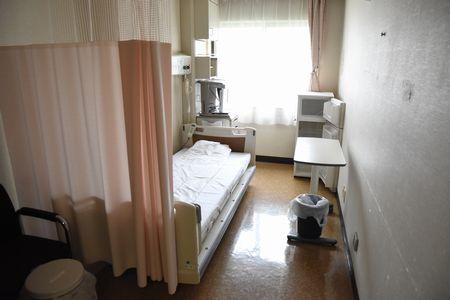 東都文京病院産後ケアの病室(もっとも安い個室)